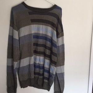 Perry Ellis Sweater NWOT silk, Rayon size XXL